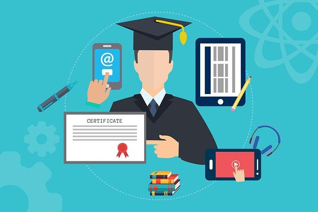 výukový program a certifikáty