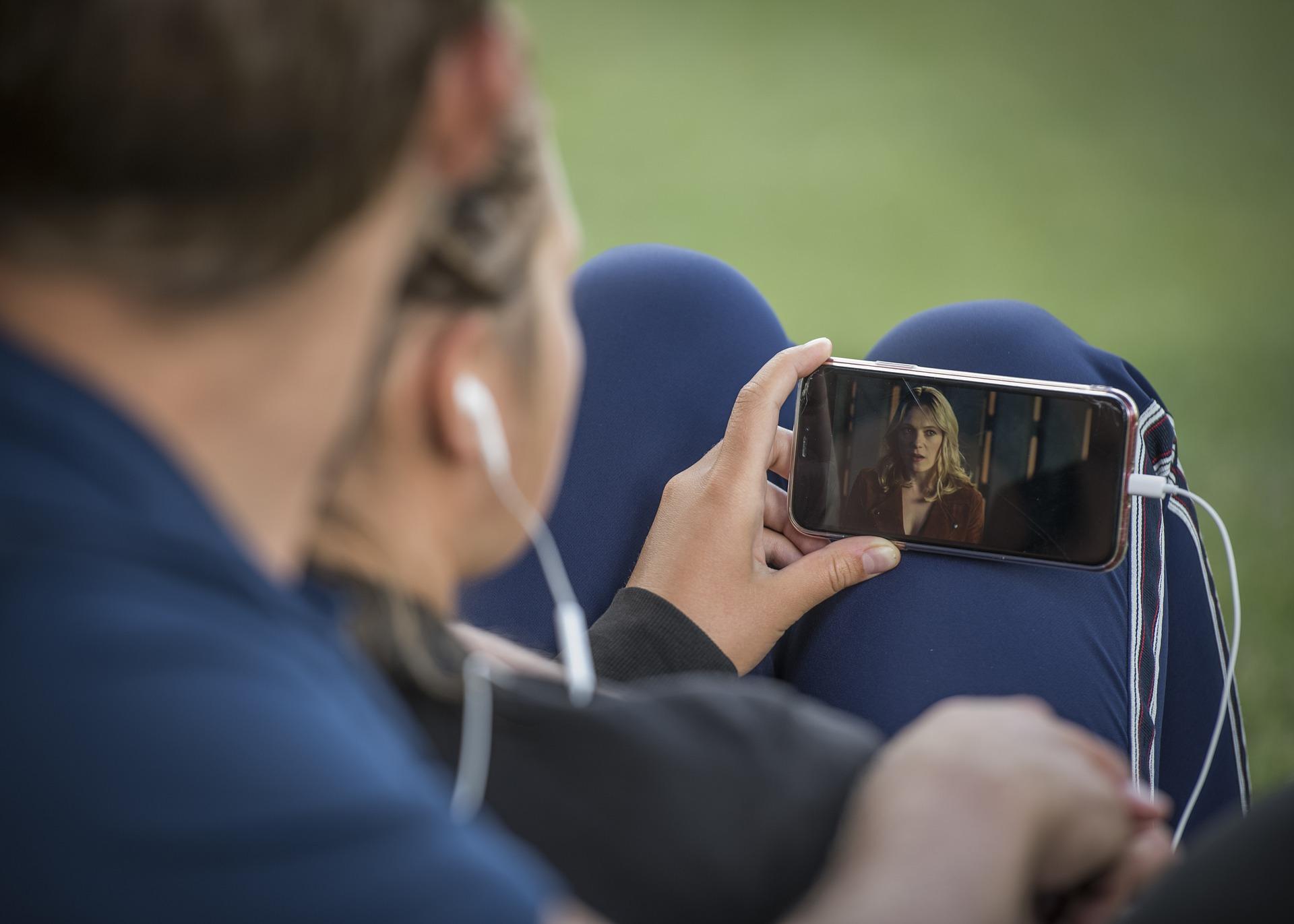 video na mobilu